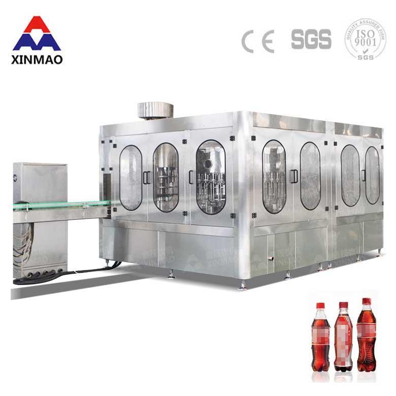 PET瓶碳酸饮料灌装机